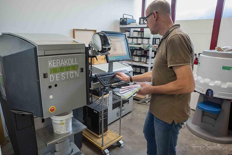 Servizio Tintometrico Nuova Edilizia