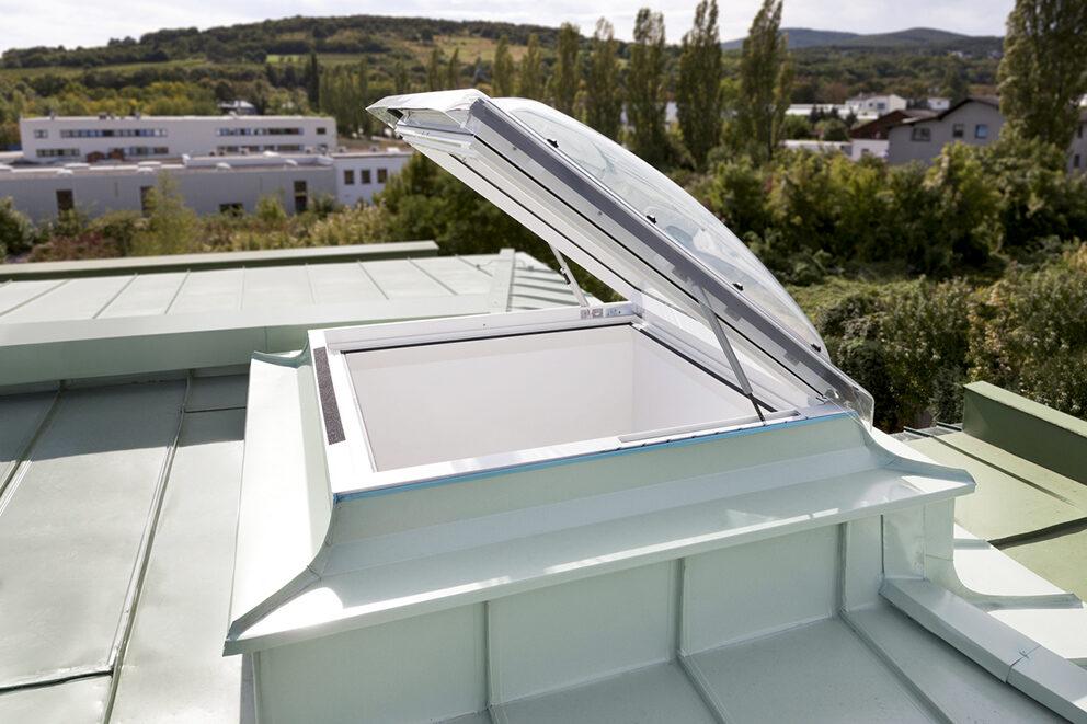 Velux accesso al tetto