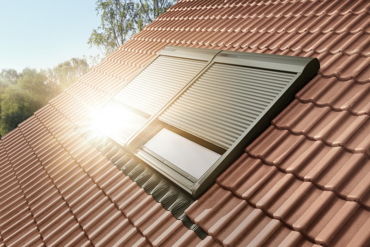 Tapparella Solare SSL INTEGRA® VELUX